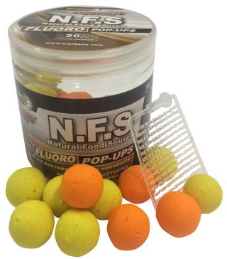 Starbaits plovoucí boilie concept n.f.s fluo-10 mm 60 g