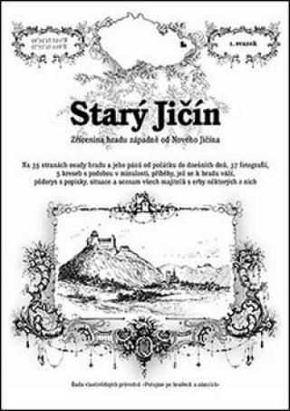 Starý Jičín -- Zřícenina hradu západně od Nového Jičína