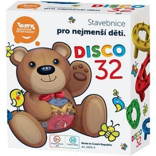 Stavebnice Disco 32
