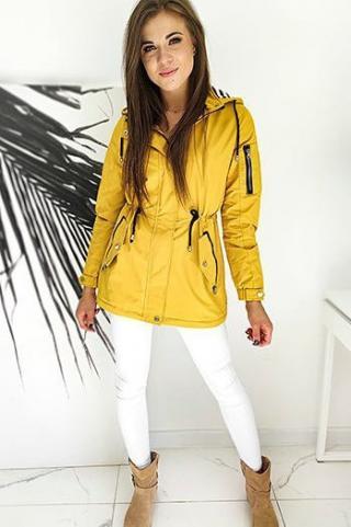 STENDI yellow womens parka jacket TY1485 dámské Neurčeno S