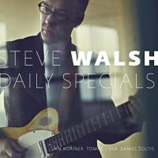 Steve Walsh – Daily Specials CD
