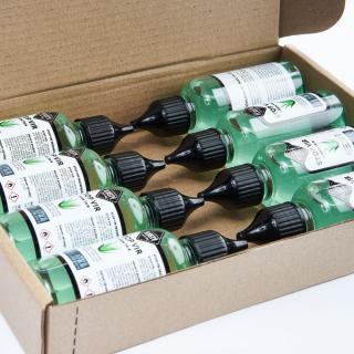 STOP VIR Dezinfekce balení  8ks White OSFA