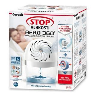 Stop vlhkosti AERO 360° 450g bílá CSVAERO360BI