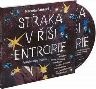 Straka v říši entropie - Markéta Baňková - audiokniha