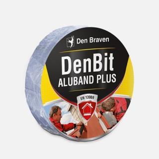 Střešní bitumenový pás Den Braven DenBit Aluband PLUS 50mm/10m B206RLP