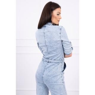 Stretched denim overalls S/M-L/XL dámské Neurčeno S-M-L-XL