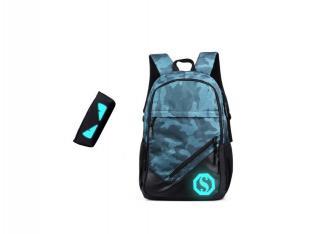 Studentský batoh - 9 variant Varianta: 1