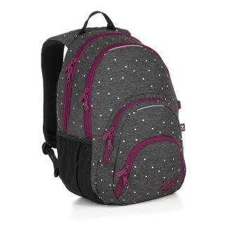 Studentský batoh Topgal SIAN 18033 G,Studentský batoh Topgal SIAN 18033 G dámské 45 cm