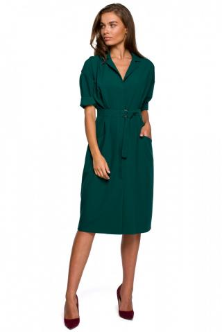 Stylove Womans Dress S230 dámské Green L