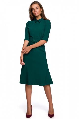 Stylove Womans Dress S231 dámské Green L