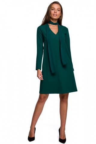 Stylove Womans Dress S233 dámské Green L