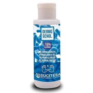 SUCITESA Dermogenol Hydroalkoholický dezinfekční gel na ruce 100 ml