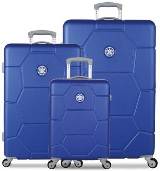 SUITSUIT TR-1225/3 Caretta Dazzling Blue – sada 3 kufrů modrá
