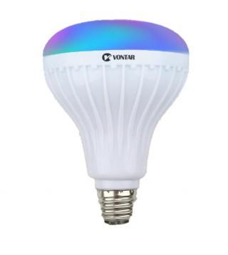 Super bluetooth žárovka s paticí E27 Varianta: 1