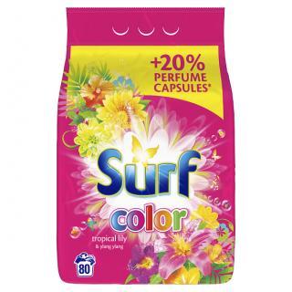 SURF Color Tropical 5,2 kg  – prací prášek