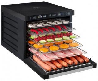 Sušička potravin sušička potravin concept profi so3000, 6 plátů