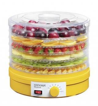 Sušička potravin sušička potravin concept so1015, 6 plátů