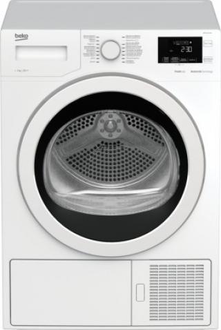 Sušička prádla sušička prádla beko hdf7434csrx, 7 kg, 46cm, a