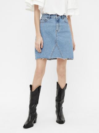Světle modrá džínová sukně .OBJECT Penny dámské XL