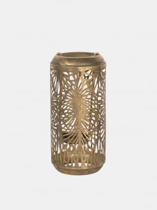 Svícen ve zlaté barvě Clayre & Eef zlatá