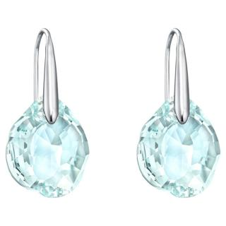 Swarovski Třpytivé náušnice s modrými krystaly Swarovski 5186446 dámské