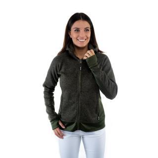 Sweatshirt SAM 73 Naia dámské Zelená L