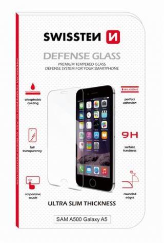 SWISSTEN Tvrzené sklo Samsung Galaxy A5 RE 2,5D