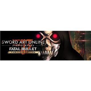 Sword Art Online: Fatal Bullet - Complete Edition (PC) Steam DIGITAL