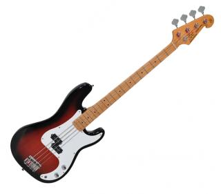 SX Vintage Precision Bass 57 2 TS Sunburst