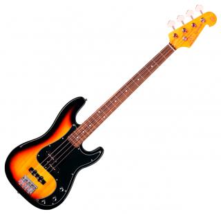 SX Vintage Precision Bass 62 3 TS Sunburst