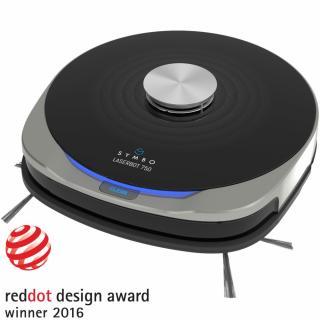 Symbo LASERBOT 750 WiFi - Pouze rozbaleno - Robotický vysavač
