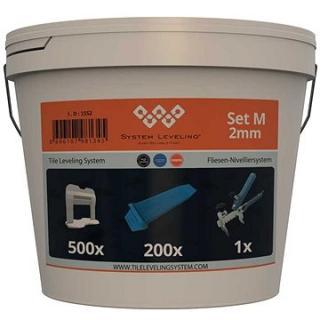 System Leveling - aplikační SET 500/200/1 - 2,0