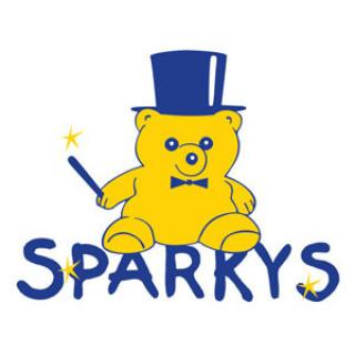 Vánoční katalog hraček Sparkys