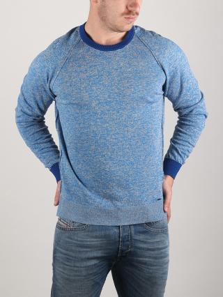 T-shirt Diesel K-Collins Maglia pánské Blue L
