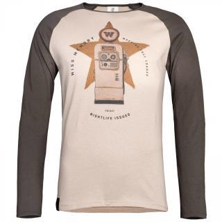 T-shirt Sentinam Fuscus pánské Neurčeno S