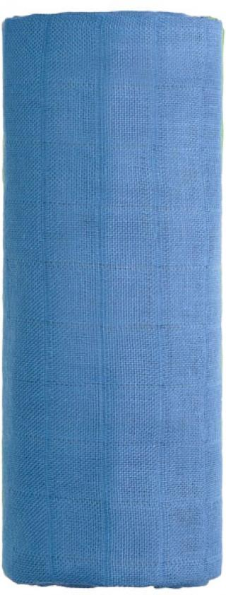 T-TOMI Bambusová osuška, 1 ks, modrá