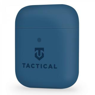 Tactical Velvet Smoothie silikonové pouzdro Apple AirPods navy seal