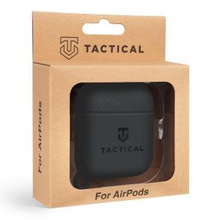 Tactical Velvet Smoothie silikonový kryt pro Apple AirPods asphalt