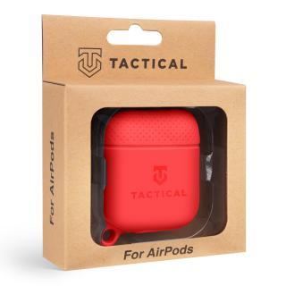 Tactical Velvet Smoothie silikonový kryt pro Apple AirPods chilli