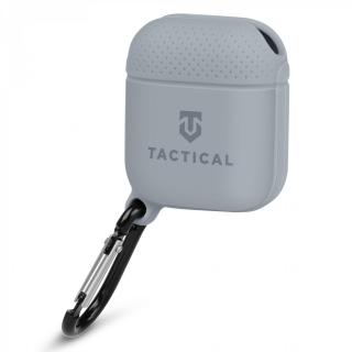 Tactical Velvet Smoothie silikonový kryt pro Apple AirPods foggy