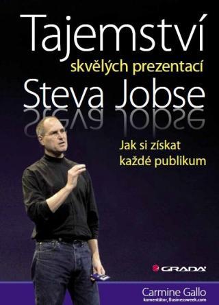 Tajemství skvělých prezentací Steva Jobse