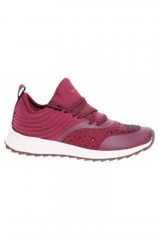 Tamaris dámká obuv 1-1-23707-23 523 burgundy 39