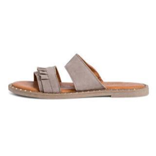 Tamaris Dámské pantofle 1-1-27105-24-204 Light Grey 37 dámské