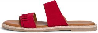 Tamaris Dámské pantofle 1-1-27105-24-500 Red 37 dámské