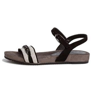 Tamaris Dámské sandále 1-1-28130-24-098 Black Comb 37 dámské