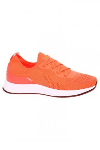 Tamaris dámské tenisky 1-23705-24 orange neon 39