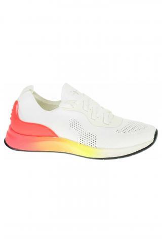 Tamaris dámské tenisky 1-23705-24 white-neon 39