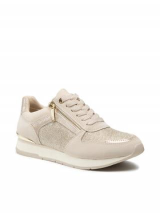 Tamaris Sneakersy 1-23603-26 Béžová dámské 39