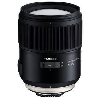 Tamron SP 35mm F/1.4 Di USD pro Canon