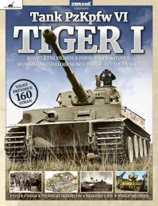 Tank PzKpfw VI - TIGER I - Kolektiv autorů